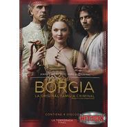Serie Los Borgia Temporada Final Dvd