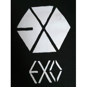 Exo Kpop. Hacemos Remeras De Tu Grupo Preferido. Unisex