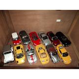 Colección De Autos Marca Maisto Y Bburago