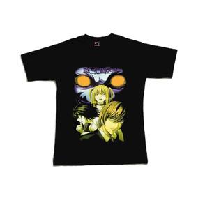 Death Note Camiseta Do Caderno Muito Doido!