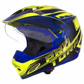 Capacete Pro Tork Th1 Vision Adventure Motocross 56 58 60