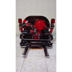 Motor De Fusca 1600 Preparado