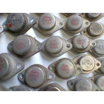 Transistores De Televisores Antigos Vários.