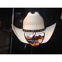 Sombrero Vaquero Lona Perforado