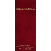 Perfume Dolce Gabbana Red Edt 100ml Lacrado