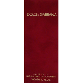 Perfume Dolce Gabbana Red Edt 100ml Lacrado