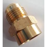 Niple Campana 3/8 Para Estufas Gas Secadoras