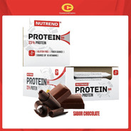 Barra Proteica Nutrend Chocolate (24 Unidades)