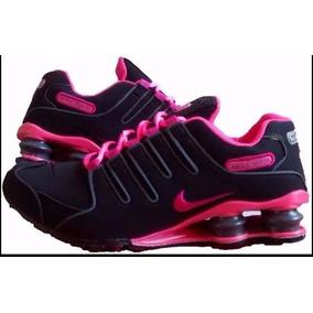 Tênis Nike Shox 4 Molas Nz Feminino Fotos Reais Preço Baixo