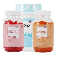 Wonu Natural Pack Colágeno Hidrolizado + 2 Gomitas