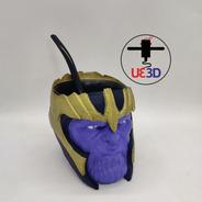 Mate Thanos Impreso En 3d