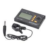 Ammoon 3 En 1 Digital Afinador + Metrónomo + Tono Generador