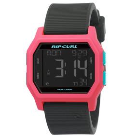 7166efb5b67 Relógio Feminino Rip Curl Horizon Silicone Cinza por Overboard · Relógio  Rip Curl - Sonic - A2729g 37