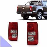 Faro Trasero Chevrolet S10 2012 2013 2014 2015 2016 2017