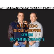 Dvd De Karaoke Chrystian & Ralf - Dvdoke Videoke