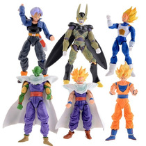 Muñeco Dragon Ball Z Goku Vegeta Trunks Gohan Freezer Krilin