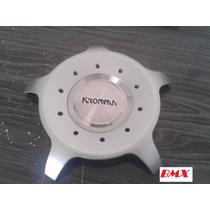 Calota Tampa Miolo Roda Original Kromma Kr1490 Mod. Golf Gti