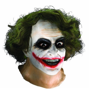 Batman La Cara De Látex De Joker Adulto Caballero Oscuro