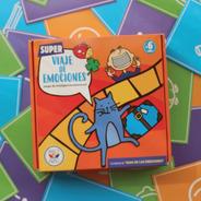 Super Viaje De Emociones - Juego Para Niños - Barco De Papel