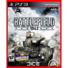 Battlefield 1943 Ps3 Psn Jogo Digital Play 3