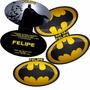 30 Convite Batman, Tema Aniversário,lembrancinhas