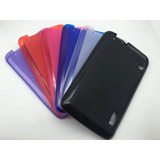 Capa Capinha Tpu Tablet Cce Motion Tr71 Tr72 Case Silicone