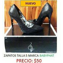 Zapatos Americanos De Mujer Talla 5