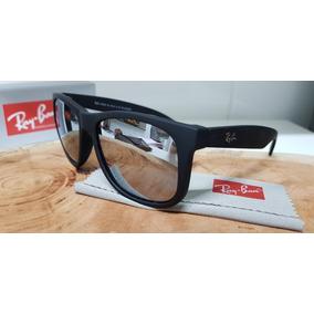Oculos Rayban Espelhado - Óculos De Sol Ray-Ban Justin no Mercado ... 8de1cc6390