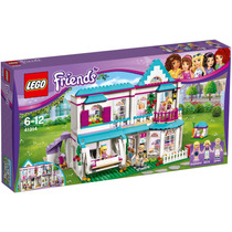 Lego Friends 41314 Casa De Stephanie!!!! Metepec Toluca