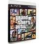 Gta V Grand Theft Auto 5 Ps3 Novo Lacrado Frete Gratis