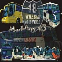 Patch Mod Bus V3 + 18 Wheels Haulin Simulador De Ônibus