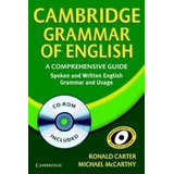 Cambridge Grammar Of English Paperback With Cd-rom: A Compr