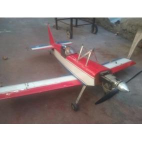 Avion Biplano Ultimate Golberg