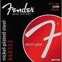 Fender 250r Cuerdas Para Guitarra Eléctrica 0.10 - 0.46