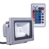 Reflector Led 50w Rgb Control Remoto Luces Sicodelicas