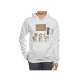 Moletom Feminino Blusa Frio Ninja Escola Inverno Promoção c86b05a76936d