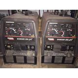 Soldadora/generador Ac Ranger 250 Gxt Usadas Y Perfectas
