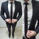 Ternos Slim Fit - Corte Ingles A Medida Para Caballeros