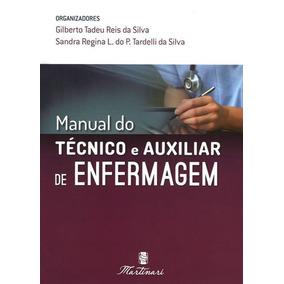Manual Do Tecnico E Auxiliar De Enfermagem