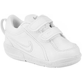 Tenis Nike Pico 4 Bebé Blanco 517207-101 100% Originales