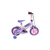 Bicicleta Unibike R12 120022/120120 Bmx Nena