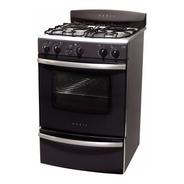 Cocina Orbis C/luz Y Encendido Grafito 55 Cm 958 C9500