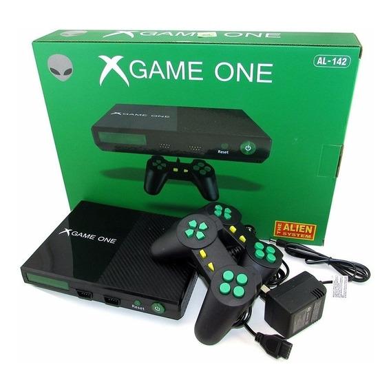 Family Consola 8 Bit 200 Juegos 2 Joystick Alien X Game One