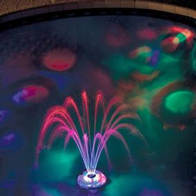 Iluminacion Para Alberca Fuente De Colores Envio Gratis
