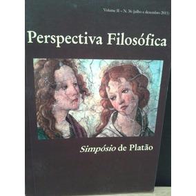 Perspectiva Filosófica 2011 Simpósio De Platão Frete Free