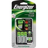 4-pack Baterias Aa Recargables Energizer Con Cargador