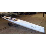 Bote Remo Single Scull, Coastal Rowing, Simple