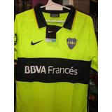 Camiseta Boca Fluo 2014