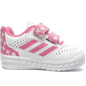 Zapatillas adidas Quicksport Cf Bebes Rosa