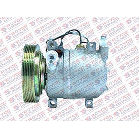 Compressor Nissan Frontier X-terra Motor 2.8 Polia 6pkc150mm